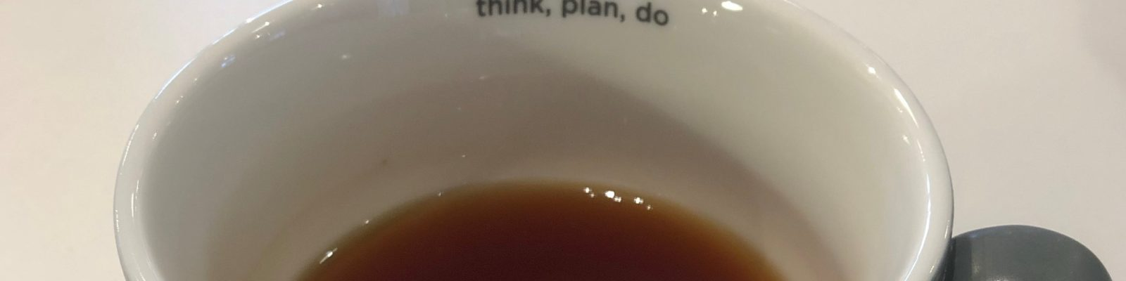 think plan do cup